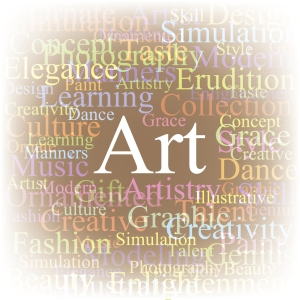 Illumination-Art Word Art