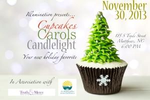 Cupcakes and Carols